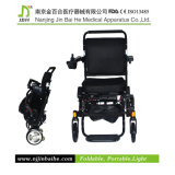 Алюминиевое Lightweight Folding Power Wheelchair с Lithium Battery