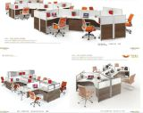 Bom Quality Modern Office Workstation Partition para Furniture