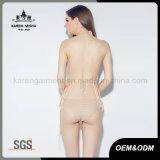 Karen-säumten neue Form-Damen Häkelarbeit-Bikini-Schwimmen-Abnützung ein