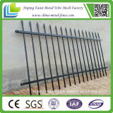 Гальванизировано и Powder Coated Steel Fence