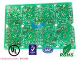Placa de circuito impresso lateral dobro de Enig para o dispositivo video