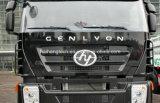Iveco Hongyan Genlyon 390HP van Saic 8X4 Euro 4 van de Vrachtwagen van /Tipper van de Vrachtwagen van de Stortplaats/van de Kipwagen Heet op Verkoop