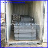 Poste de frontière de sécurité de barre de /T de poste de frontière de sécurité de l'acier du carbone Q235 T pour la clôture provisoire