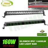 160W 30.5inch LEIDENE Lichte Staaf met CREE LEDs voor Jeep