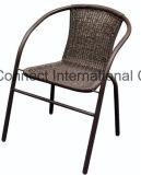 ビストロの椅子の藤の余暇の家具