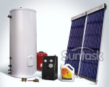 Pressurized spaccato Solar Hot Water Heater con Solar Keymark