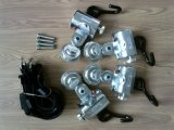 Rollstuhl-Feststellen-System X-802-1 führte ISO1054-2