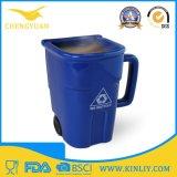 Цвета чашки чая высокого качества кружка кофеего Pacman керамического изменяя