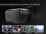 2016 ventas calientes Bontek todo en uno Vr gafas 3D con videojuegos