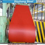 Dx51d Steel Products Plaque d'acier PPGI Bobine en acier pré-imprégné