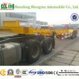 45f skeletachtige Aanhangwagen/Semi Aanhangwagen/de Aanhangwagen van de Vrachtwagen