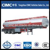 Cimc OEM Fabriek 3 de Aanhangwagen van de Tank van de Brandstof van de As