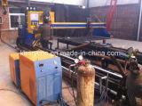 Machine de découpe et de biseau de tuyaux en acier inoxydable Alunimum Tube