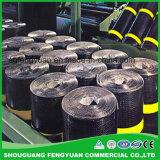 Membrane imperméable à l'eau de bitume modifiée par Sbs d'offre d'or d'usine couverte de particule minérale
