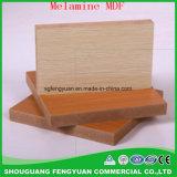 Vlakte/Melamined MDF, Ingelaste MDF, de Huid van de Deur voor Meubilair, Decoratie