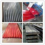 (0.14mm-1.5mm) 직류 전기를 통한 강철 강철 플레이트 또는 루핑 장 또는 건축재료