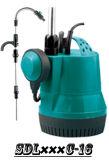 (SDL200C-16) Водяная помпа дождя погружающийся цены новой конструкции самая дешевая