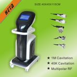 Preço barato 8 polegadas Touch Screen Salon Equipment Body Slim e Skin Care Machine