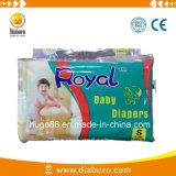 Breathable weiche königliche Baby-Windel für Großverkauf