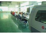 Montage Line-1 für manuelle Steckverbindung gedruckte Schaltkarte