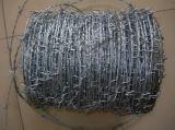 とげがあるRazprの金網の塀(PVC)