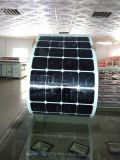 El panel solar flexible 100W de Sunpower de la alta calidad