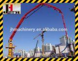 建築工事のための具体的なポンプ予備品の静止した具体的な置くブーム