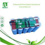 pacchetti della batteria dello Li-ione di 14.8V 7800mAh 4s3p per gli apparecchi medici