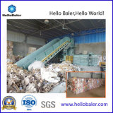 Prensa hidráulica automática del papel acanalado de Hellobaler (HFA20-25)