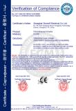 CE de l'actionneur thermique pour collecteur (HV330)