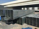 Construction industrielle légère préfabriquée de structure métallique