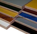 Переклейка меламина прокатанная бумагой для мебели