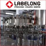 3 automatiques dans 1 chaîne de production carbonatée de boissons non alcoolisées