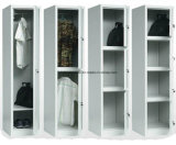 De kleedkamer gebruikte 5 Kasten van de Sporten van het Staal van Deuren