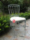 Fertigung White Napoleon Folding Chair für Party Rental