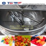 Línea de depósito de la máquina de la jalea de la gelatina y de la pectina y del caramelo gomoso