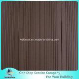 Quarto de bambu pesado tecido 52 da casa de campo do revestimento do Decking costa ao ar livre de bambu