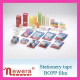 BOPP Film Water Based Glue Stationery Tape for Gift Packing