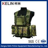 Taktische Camo Sicherheits-Weste mit Taschen