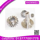 中国製ステンレス鋼を機械で造るCNCは惑星または伝達または始動機ギヤを連動させる