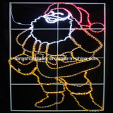 Diodo emissor de luz ao ar livre Decoration Rope Light para Christmas