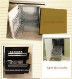 Hoge de lak polijst in de Keukenkasten van 2 Pakken (zz-023)