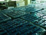 La centrale elettrica domestica solare 40W di risparmio di energia 100% con il LED illumina i ventilatori ed i televisori