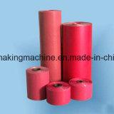 China-sterben einzelnes Schrauben-Doppeltes Hauptplastik-HDPE Film-durchbrennenmaschine (SJ-65)