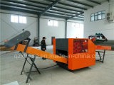 Fábrica que vende la máquina de rasgado del paño de algodón de la materia textil del trapo inútil de la fibra
