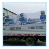 Ligne de production à la machine pour produire des portes et Windows de PVC