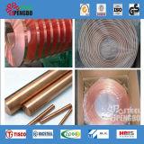 Штанга меди берилля сплава C17200 (плита провода круглой штанги)