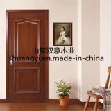 Двери Veneer PVC крася Coated нутряные деревянные