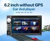 Jogador de multimédios do carro com navegador do GPS