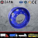 Aluminiumlegierung-Rad-Gebrauch im LKW-Bewegungsbus und -schlußteil